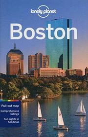 BOSTON 5 przewodnik LONELY PLANET 2012
