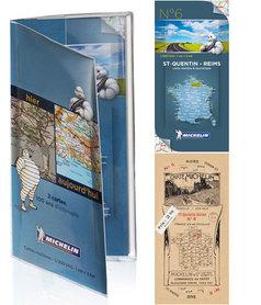 ST QUENTIN - REIMS mapa samochodowa