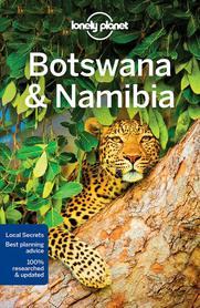 BOTSWANA I NAMIBIA W.4 przewodnik LONELY PLANET 2017