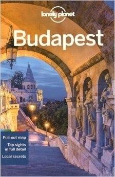 BUDAPESZT przewodnik LONELY PLANET 2015
