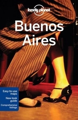 BUENOS AIRES przewodnik LONELY PLANET 2014