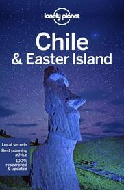 CHILE I WYSPA WIELKANOCNA 11 przewodnik LONELY PLANET 2018