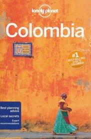 KOLUMBIA przewodnik LONELY PLANET 2015