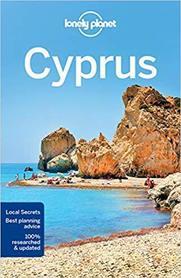 CYPR W.7 przewodnik LONELY PLANET 2018