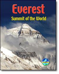 EVEREST SUMMIIT OF THE WORLD - Everest Szczyt Świata przewodnik wspinaczkowy RUCKSACK READERS