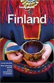 FINLANDIA w.9 przewodnik LONELY PLANET 2018