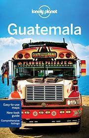 GWATEMALA 5 przewodnik LONELY PLANET 2013