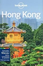 HONG KONG przewodnik LONELY PLANET 2015
