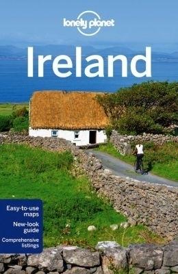 IRLANDIA przewodnik LONELY PLANET 2014