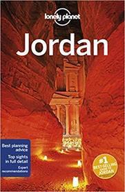 JORDANIA W.10 przewodnik LONELY PLANET 2018