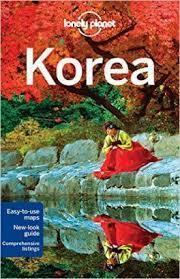 KOREA przewodnik LONELY PLANET 2016
