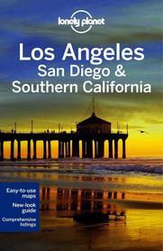 LOS ANGELES SAN DIEGO I POŁUDNIOWA KALIFORNIA przewodnik LONELY PLANET