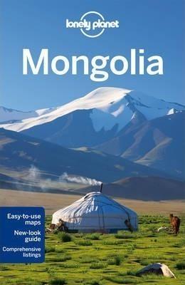 MONGOLIA W.7 przewodnik LONELY PLANET 2014
