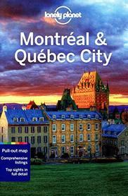 MONTREAL I QUEBEC 3 przewodnik LONELY PLANET 2012