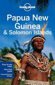 PAPUA NOWA GWINEA I WYSPY SALOMONA 9 przewodnik LONELY PLANET 2012