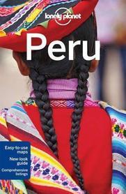 PERU przewodnik LONELY PLANET 2016