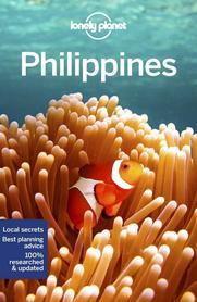 FILIPINY w.13 przewodnik LONELY PLANET 2018