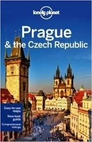PRAGA I CZECHY przewodnik LONELY PLANET