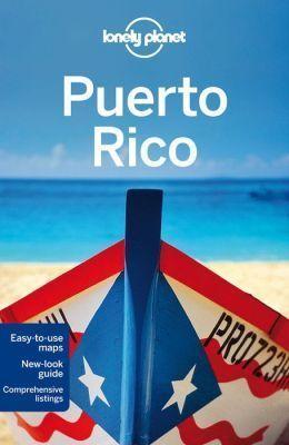 PUERTO RICO przewodnik LONELY PLANET