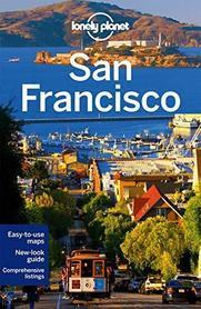 SAN FRANCISCO 9 przewodnik turystyczny LONELY PLANET