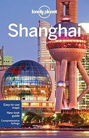 SHANGHAI SZANGHAJ przewodnik turystyczny LONELY PLANET