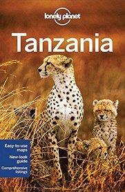 TANZANIA przewodnik turystyczny LONELY PLANET 2015