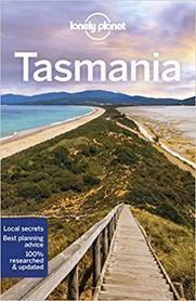TASMANIA W.8 przewodnik turystyczny LONELY PLANET 2018