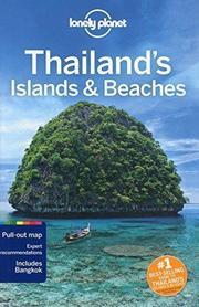 TAJLANDIA WYSPY I PLAŻE przewodnik turystyczny LONELY PLANET 2016