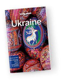 UKRAINA wyd. 5 przewodnik turystyczny LONELY PLANET 2018