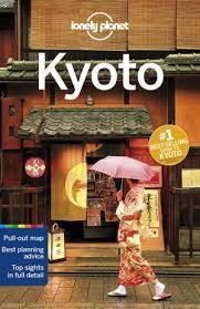 KIOTO KYOTO przewodnik turystyczny LONELY PLANET 2015