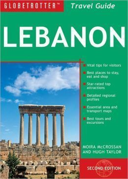 LIBAN TRAVEL PACK mapa i przewodnik NEW HOLLAND PUBLISHERS
