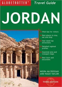 JORDANIA TRAVEL PACK mapa i przewodnik NEW HOLLAND PUBLISHERS