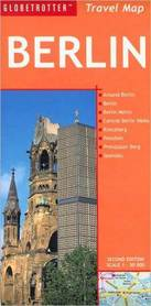 BERLIN plan miasta 1:30 000 NEW HOLLAND PUBLISHERS