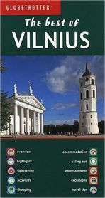 The best of VILNIUS przewodnik NEW HOLLAND PUBLISHERS