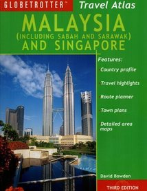 MALEZJA I SINGAPUR atlas NEW HOLLAND PUBLISHERS