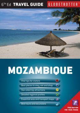 MOZAMBIK mapa i przewodnik NEW HOLLAND PUBLISHERS