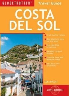 COSTA DEL SOL mapa i przewodnik NEW HOLLAND PUBLISHERS