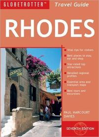 RODOS mapa i przewodnik NEW HOLLAND PUBLISHERS
