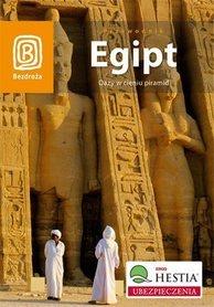 EGIPT Oazy w cieniu piramid przewodnik BEZDROŻA