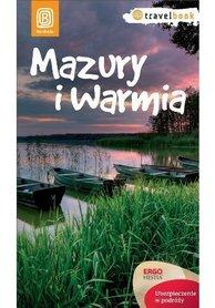 MAZURY I WARMIA Travel Book przewodnik BEZDROŻA 2014