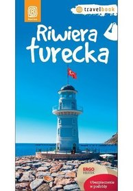 RIWIERA TURECKA Travel Book przewodnik BEZDROŻA
