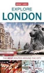 LONDYN przewodnik EXPLORE INSIGHT GUIDES 2014