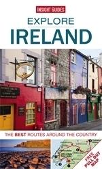 IRLANDIA przewodnik EXPLORE INSIGHT GUIDES 2014