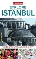 STAMBUŁ ISTANBUL przewodnik EXPLORE INSIGHT GUIDES 2014