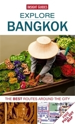 BANGKOK przewodnik EXPLORE INSIGHT GUIDES 2014