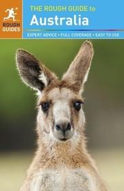 AUSTRALIA przewodnik ROUGH GUIDES 2014