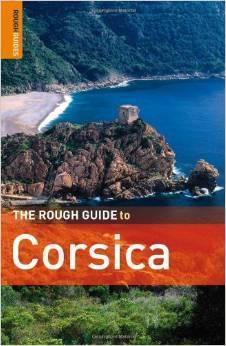 KORSYKA CORSICA przewodnik ROUGH GUIDES 2009