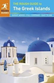 WYSPY GRECKIE GREEK ISLANDS przewodnik ROUGH GUIDES 2015