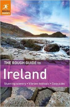 IRLANDIA IRELAND przewodnik ROUGH GUIDES 2011