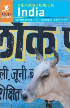 INDIE INDIA przewodnik ROUGH GUIDES 2013
